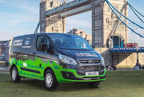 Ford Transit Custom Plug-in Hybid EN