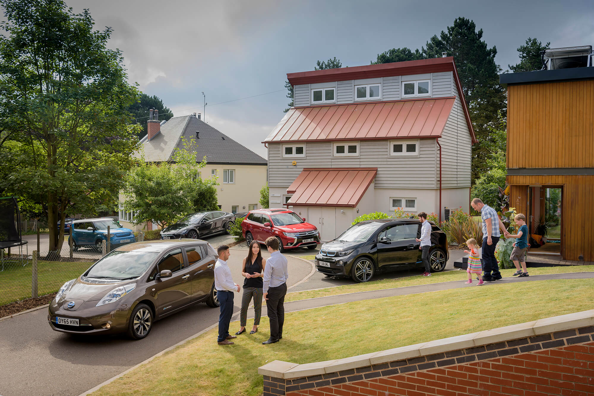 Electric Nation Smart Charging Trial