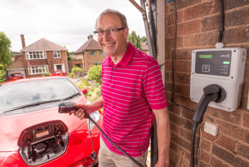 Electric Nation smart charger Nottingham