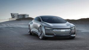 Audi Aicon concept car_Fotor