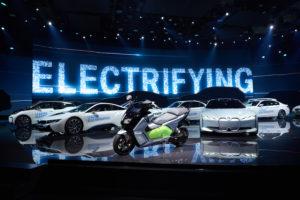 BMW at 2017 Frankfurt Motor Show