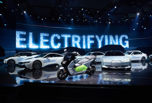 BMW at 2017 Frankfurt Motor Show