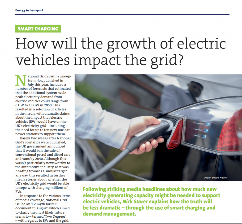 Electric Nation Article Energy World Nov 17