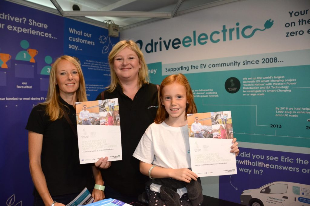 DriveElectric at Fully Charged LIVE